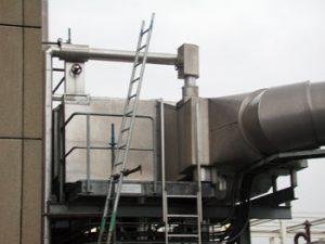Industriële luchtbehandelingskast